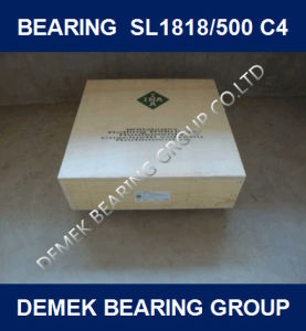 Full Complement Cylindrical Roller Bearing SL1818/500 Ncf18/500 V pictures & photos