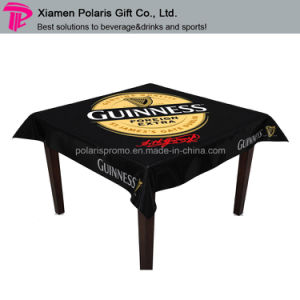 Photographic Printed PVC Table Cloth for Beer Advertising pictures & photos