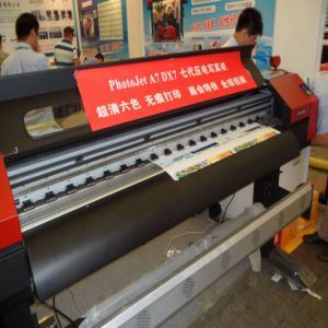 Eco Solvent Printer, Adopting Epson Dx7 Head, 2 Year Aftersales.