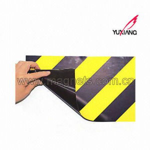 2015 New Strong Rubber Magnetic Warning Sign pictures & photos