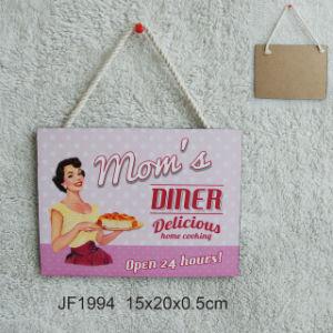 En71 ASTM Carb MDF Kitchen Wall Plaque pictures & photos