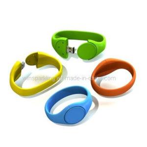 Fashion Bracelet USB Flash Drive (WS-I010)
