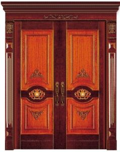 Luxurious Double Door