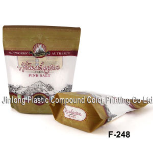 Stand-up and Zipper Food Pouches pictures & photos