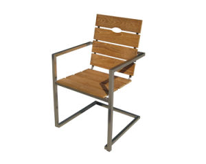 Stainless Steel Chair & Chair (SAC018STK)