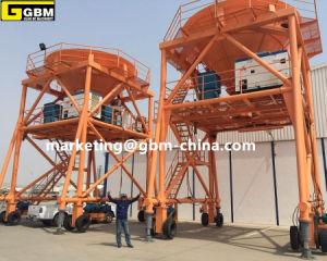 Movable Port Hopper Unloading Cement pictures & photos