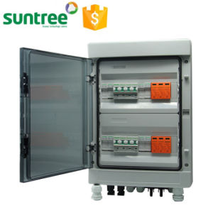 Solar DC Junction Box DC1000W with Lighting Protection for Solay System pictures & photos