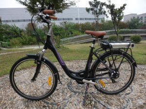 """Bottom Price 26""""*1.75 Tyre Factory Manufacturing Qutified Electric Bicycle pictures & photos"""