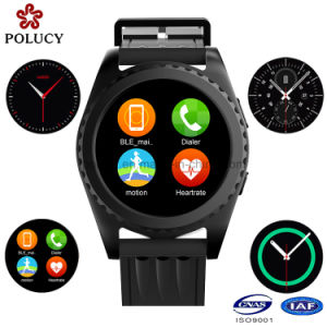 Custom Waterproof 50m Quality Smart Watch with CPU Mtk2502 pictures & photos