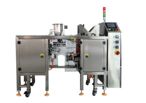 Stand up Punch Doy Packing Machine for Powder, Granule, Pellet, Paste, Liquid pictures & photos