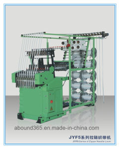 Zipper Needle Loom for Zipper Tapes pictures & photos