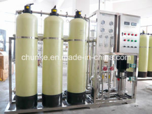 High Quality 1000L/H RO System Pure Water Treatment Machine pictures & photos