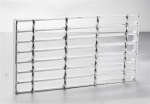 Serrated Steel Grating-H. D. G. with High Quality pictures & photos