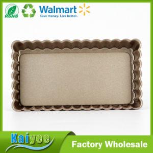 Mini Carbon Steel Cake Molds Pan for Baking, Rectangle Cake Baking Pan Bakeware pictures & photos