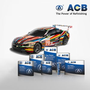 Auto Refinishing 1k Basecoat Color Car Paint pictures & photos
