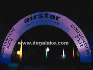 Commercial Inflatable Arch with LED Lighting for Event Wholesale pictures & photos