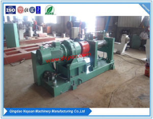 High Securityl Open Mixing Mill/Two Roll Rubber Mixing Mill with Ce/SGS/ISO pictures & photos