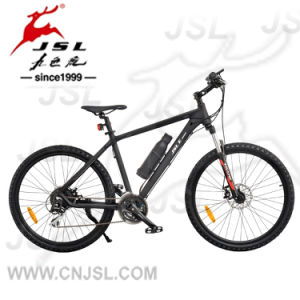"""26"""" Mountain Ebike With 250W Brushless Motor 36V Lithium Battery pictures & photos"""