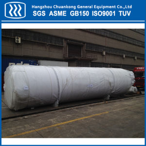Pressure Vessel Cryogenic Liquid Nitrogen Argon CO2 Tank pictures & photos