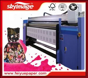 Oric 3.2m Grand Format Sublimation Printer with Six Ricoh Gen5 Printhead Tx3206-G for Polyester Printing pictures & photos