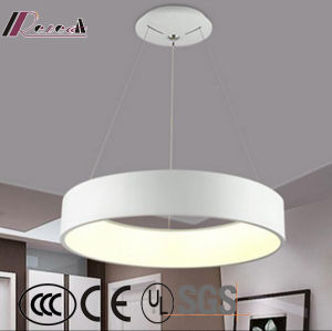 Modern Simple ABS Ring Pendant Lamp for Livingroom pictures & photos