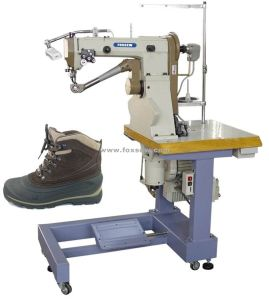 Seated Type Side Stitching Machine for Boots pictures & photos
