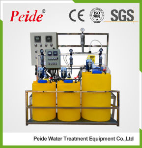 High Pressure Chemical Dosing System pictures & photos