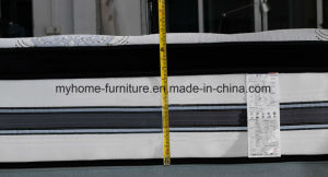 Box Spring Mattress with Euro Top pictures & photos