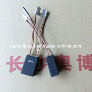 Sales for Carbon Brush D374 For DC/AC Motor pictures & photos
