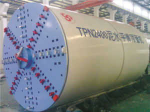 Tpn2400 Slurry Microtunnel Boring Machine/Pipe Jacking