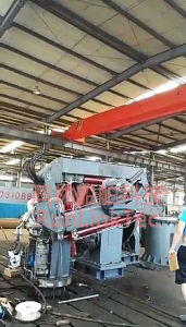 Hydraulic Telescopic and Knuckle Crane/Marine Crane/Hydraulic Crane/Crane pictures & photos
