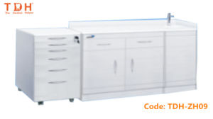 Combined Dental Furniture Cabinet Unit (TDH-ZH09) pictures & photos