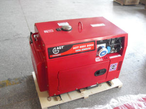 EPA Approved Small Diesel Generator with Less Than 60dB pictures & photos