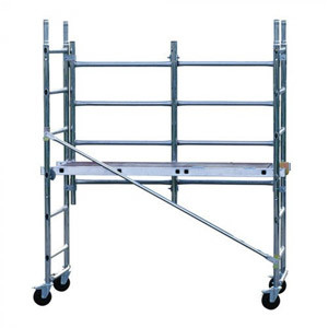 4FT Adjustable Steel Folding Mini Scaffolding pictures & photos
