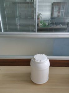 HDPE Plastic Bottle 2000ml Sealing Packing Barrel pictures & photos
