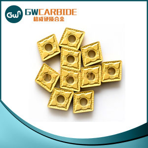 Carbide Indexable CNC Milling Inserts pictures & photos