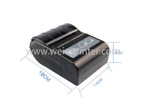 Mobile Thermal Receipt Printer Mmp-II pictures & photos