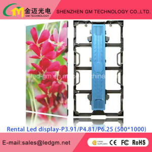 Outdoor P4.81mm/P5.95mm/P6.25mm Panel Digital LED Display Screen for Scenic Area pictures & photos