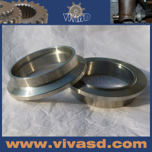 Stainless Cylinder Parts with CNC Custom Machined pictures & photos