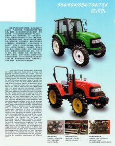 Asia Mini Tractor pictures & photos