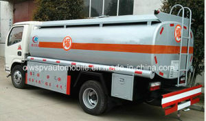 5000 Litre Fuel Tank Truck 5 Tons Tanker Refueling Dispenser Truck pictures & photos