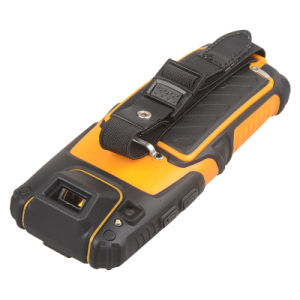 Mobile Rugged PDA Handheld RFID Reader/2D Barcode Scanner/Caemra Ts-901 pictures & photos
