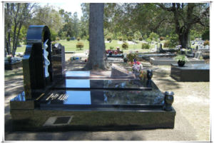 China Factory Supply Australia Tombstone Grave Monuments National Memorial pictures & photos