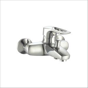 Brass Single Handle Bathtub Mixer&Faucet Jv71903 pictures & photos