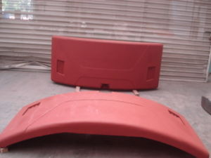 Excavator Forklift Counter Weight with Thin Wall Thickness pictures & photos