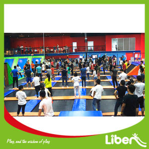 Customized Fitness Trampoline Park for Sale pictures & photos