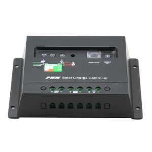20A 12V/24V Solar Charge/Discharge Controller with Light+Timer Control 20I pictures & photos