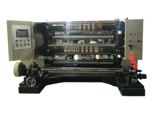 Automatic PLC Control Slitting Machine with 200 M/Min (CE) pictures & photos