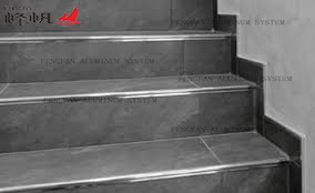 Easy Install Stair Nosing Strip pictures & photos