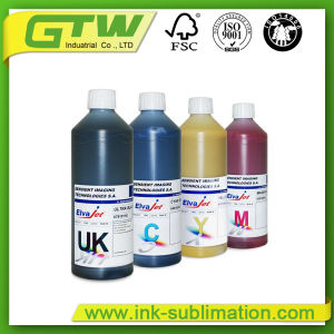 High Quality Sensient Sublimation Ink for Wide-Format Inkjet Printer pictures & photos